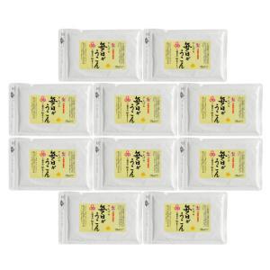 送料無料 毎日がうこん粉 100g 三種混合 10個 沖縄ウコン堂 健康|aqua-green