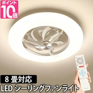 ルミナス LEDシーリングライトサーキュレーター...