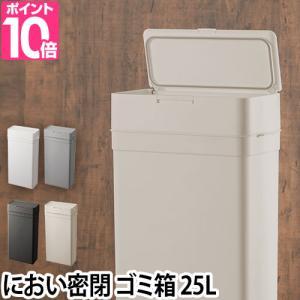 ゴミのニオイ漏れを防ぐ、密閉シリコンパッキン構造のダストボックス。  【ラッピング不可】  ■サイズ...