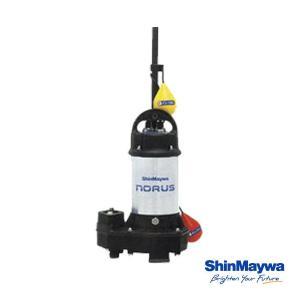【送料無料】 新明和 水中ポンプ 自動排水スイッチ付CRC50D-F50 0.75kW  汚水 清水 排水ポンプ  『水中ポンプ』|aqua-legend