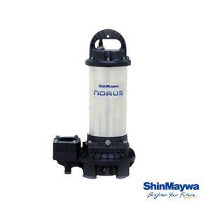 【送料無料】 新明和 水中ポンプ 非自動運転 CRC65-F80N 2.2KW/200V  汚水 清水 排水ポンプ  『水中ポンプ』|aqua-legend