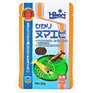 キョーリン ひかり ヌマエビ 30g|aqua-legend