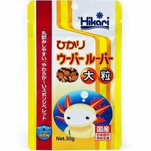 ひかり ウーパールーパー 大粒 30g 『餌』 _lgb|aqua-legend
