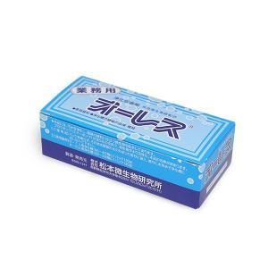 浄化槽促進剤 オーレス 【1箱】 浄化槽 ブロワー エアーポンプ『浄化槽用品消臭剤・塩素剤』|aqua-legend