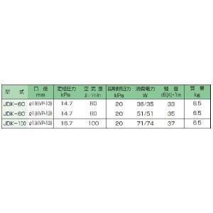 世晃 JDK-60 エアーポンプ 省エネ 浄化槽ブロワー 浄化槽エアーポンプ 浄化槽エアポンプ 浄化槽ブロアー エアポンプ ブロワー ブロワ ブロアー|aqua-legend|05