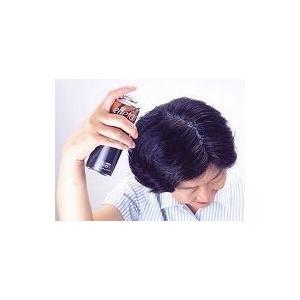 髪や頭皮にやさしい エルファーボリュームアップ増毛スプレーN 黒 150g アロエエキス配合 aqua-life 03