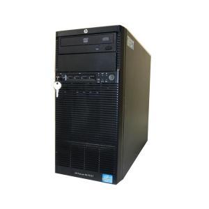 HP ProLiant ML110 G7 647337-B21【Xeon E3-1220 3.1GHz/4GB/300GB×1/RAID】