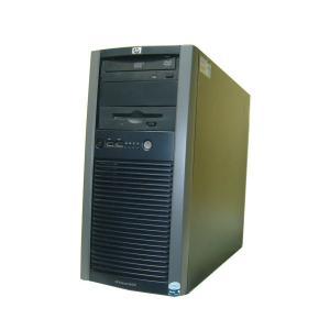 HP ProLiant ML310 G4 419278-B21【Xeon 3070 2.66GHz/3GB/73GB×4】|aqua-light