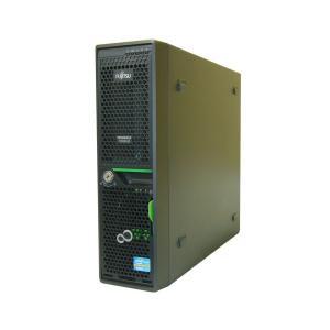 中古サーバー  富士通 PRIMERGY TX120 S3 PYT123T2S【Xeon E3-1220 3.1GHz/4GB/300GB×2 】