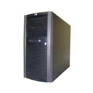 HP ProLiant ML310 G3 409828-291【Pentium4-3.4GHz/1GB/73GB×3】|aqua-light