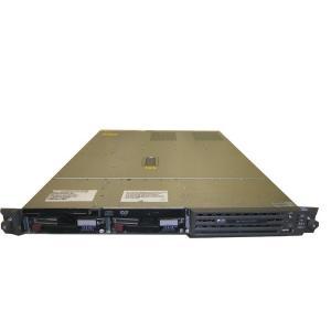 HP ProLiant DL360 G4 368134-291【Xeon 3.0GHz/2GB/73GB×2】|aqua-light
