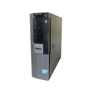 中古パソコン(中古デスクトップPC) Windows10 DELL OPTIPLEX 980 SFF Core i5-650 3.2GHz/4GB/160GB/DVD-ROM