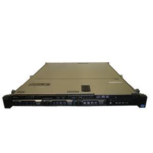 DELL PowerEdge R320 レール付き Xeon E5-1410 2.8GHz/16GB/300GB×3/RAID|aqua-light