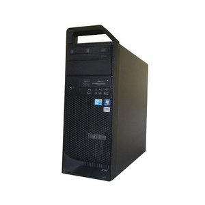 送料無料 Windows7 Pro 64bit Lenovo ThinkStation S20 4157-LN9 Xeon W3670 3.2GHz/4GB/500GB/Quadro600|aqua-light