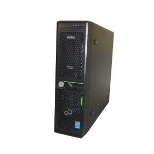 中古サーバー  富士通 PRIMERGY TX1320 M1 PYT1322T3S Xeon E3-1220 V3 3.1GHz/4GB/1TGB×2