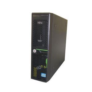 中古 富士通 PRIMERGY TX120 S3 PYT12PT2S Xeon E3-1230 V2 3.3GHz/4GB/300GB×2