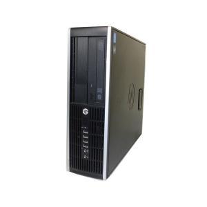 中古パソコン デスクトップ 本体のみ Windows7 HP Compaq Pro 6300 SFF (QV985AV) Core i3-2120 3.3GHz メモリ2GB HDD250GB DVDマルチ