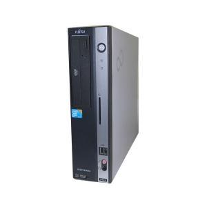 中古パソコン デスクトップ 本体のみ Windows7 富士通 ESPRIMO D750/A (FMVDE4T0E1) Core i5 660 3.3GHz メモリ2GB HDD160GB DVD-ROM|aqua-light