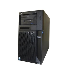 IBM System x3200 4362-PBR Xeon-3040 1.86GHz/4GB/73GB×1 aqua-light