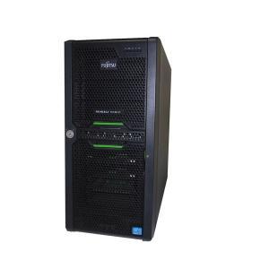 富士通 PRIMERGY TX140 S1 PYT14PZF6Z Xeon E3-1220 V2 3.1GHz/8GB/300GB×1 aqua-light
