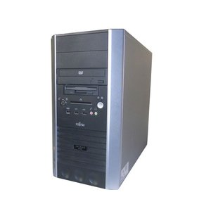 Vista 中古ワークステーション 富士通 CELSIUS N460 (CLN6ENC1) Core2Duo E7300 2.66GHz/2GB/80GB/Radeon HD2400|aqua-light