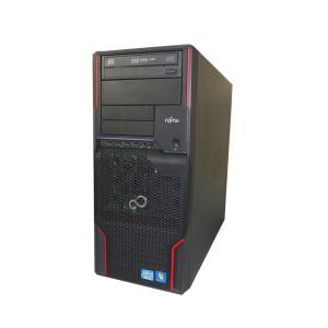 中古ワークステーション Windows7 富士通 CELSIUS W510 (CLWB1A11) Core i3-2100 3.1GHz/2GB/320GB×2|aqua-light