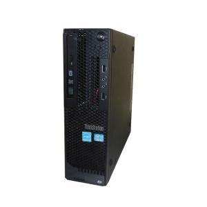 難あり Windows10 Pro 64bit 中古ワークステーション Lenovo ThinkStation E31 3695-1B9 Core i5 3470 3.2GHz/4GB/250GB|aqua-light