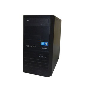 中古パソコン デスクトップ タワー型 OSなし Diginnos Knight AH Celeron-G1840 2.8GHz/1GB/500GB/マルチ|aqua-light