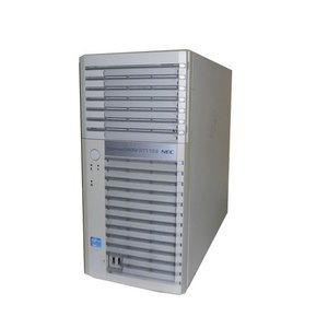 NEC Express5800/GT110d (N8100-1850Y) Xeon E3-1220 3.1GHz/4GB/2TB×2|aqua-light