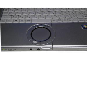 ACアダプタ欠品 中古ノートパソコン Windows7 Panasonic Let'sNote CF-NX1 Core i5-2540M 2.6GHz/2GB/250GB/光学ドライブなし/高解像度 HD+(1600×900)|aqua-light|04