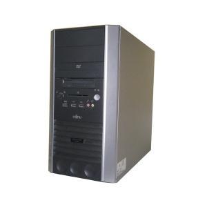 中古ワークステーション Vista 富士通 CELSIUS N460(CLN6EN51) Core2Duo E7300 2.66GHz/2GB/80GB/Radeon HD 2400 Pro|aqua-light