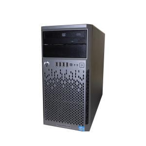 外観難あり HP ProLiant ML310e Gen8 675241-B21 中古 Xeon E3-1220 V2 3.1GHz 4GB HDDなし DVD-ROM Smartアレイ P222