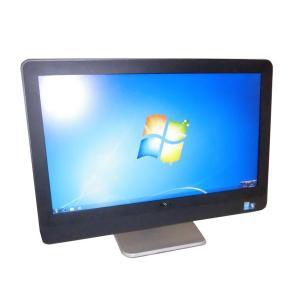 中古パソコン Windows7 Pro 64bit 液晶一体型 DELL OPTIPLEX 9020 オールインワン Core i3-4130 3.4GHz/8GB/500GB/マルチ/WPS Office付き/23インチ|aqua-light