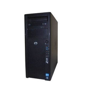 中古ワークステーション Windows7 Pro-64bit HP Workstation Z420...