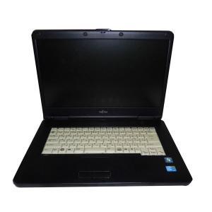 難あり 富士通 LIFEBOOK A550/A OSなし 中古ノートパソコン 15.6インチ Core i5-520M 2.4GHz/2GB/320GB/DVDマルチ|aqua-light
