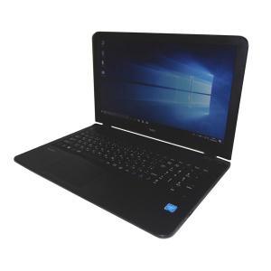 外観難あり 中古ノートパソコン Windows10 Pro 64bit NEC VersaPro VK17EF-N Celeron-3215U 1.7GHz 2GB 500GB DVDマルチ 15.6インチ HDMI WPS Office付き|aqua-light