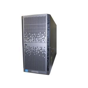 HP ProLiant ML350p Gen8 668270-295 中古 Xeon E5-2609 2.4GHz 4GB 146GB×1 (SAS 2.5インチ) DVD-ROM AC*2 Smartアレイ P420i