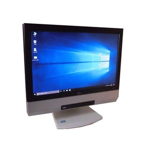 難あり Windows10 Pro 64bit NEC Mate MK26TG-G (PC-MK26TGFDG) Core i5-3230M 2.6GHz 4GB 250GB DVD-ROM 19インチ 中古パソコン 液晶一体型パソコン|aqua-light