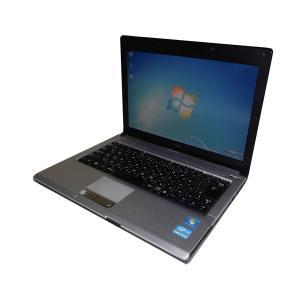 外観難あり モバイル 中古ノートパソコン OSなし NEC VersaPro VK17HB-D (PC-VK17HBBCD) Core i7-2637M 1.7GHz 4GB 250GB ルチ 12.1型 無線LAN 軽量|aqua-light