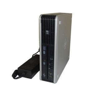 中古パソコン ウルトラスリム WindowsXP HP Compaq dc7900 US (FX807PA#ABJ) PDC-E2200 2.2GHz 1GB 80GB DVDマルチ|aqua-light