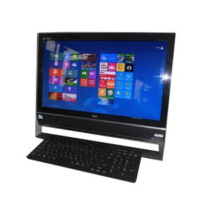 Windows8 64bit NEC VALUESTAR N VN370/J (PC-VN370JS6B) Celeron B830 1.8GHz 8GB 1TB DVDマルチ 21.5インチ 無線LAN 中古パソコン 液晶一体型パソコン|aqua-light