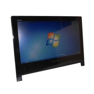Windows7 Pro 32bit 無線LAN Lenovo ThinkCentre Edge 91z All-In-One 7559-N6J 中古パソコン Core i5-2400S 2.5GHz 4GB 250GB マルチ 液晶一体型 21.5インチ|aqua-light