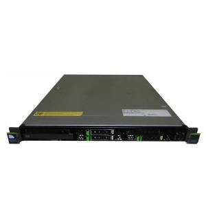 富士通 PRIMERGY RX100 S7 PYR107R2S 中古 Pentium G620 2.6GHz 2GB 146GB×3 (SAS 2.5インチ) DVD-ROM