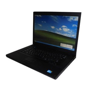 リカバリー付き(WindowsXP&Vista) DELL Latitude E5500 中古ノートパソコン Core2Duo T7250 2.0GHz 2GB 80GB DVD-ROM|aqua-light