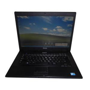 リカバリー付き(WindowsXP&Vista) DELL Latitude E5500 中古ノートパソコン Core2Duo T7250 2.0GHz 2GB 80GB DVD-ROM|aqua-light|02