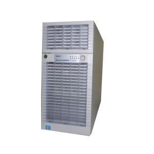 NEC Express5800/T120d (N8100-1874Y) Xeon E5-2403 1.8GHz 4GB 500GB×2 (SATA) DVD-ROM|aqua-light