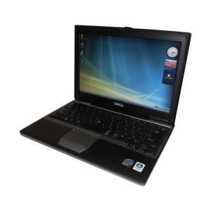 中古パソコン ノート Vista DELL Latitude D430 Core2Duo U7700...