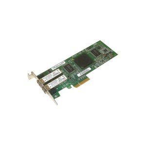 IBM 4GB DUAL PORT PCI-E FIBER CHANNEL HBA 39R6528|aqua-light