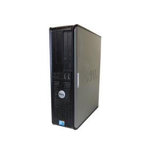 ワケあり(OSなし) 中古パソコン(中古デスクトップPC) DELL OPTIPLEX 780 DT 【Core2Duo E7500 2.93GHz/2GB/160GB/DVD-ROM】