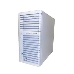 NEC Express5800/GT110b (N8100-1592Y)【Celeron G1101 2.26GHz/4GB/500GB×2(SATA)】|aqua-light